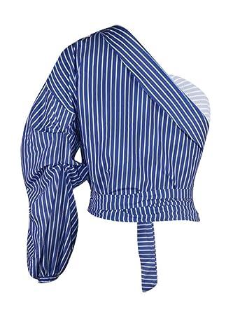 Amazon.com: Haloladies - Camiseta de tirantes para mujer ...