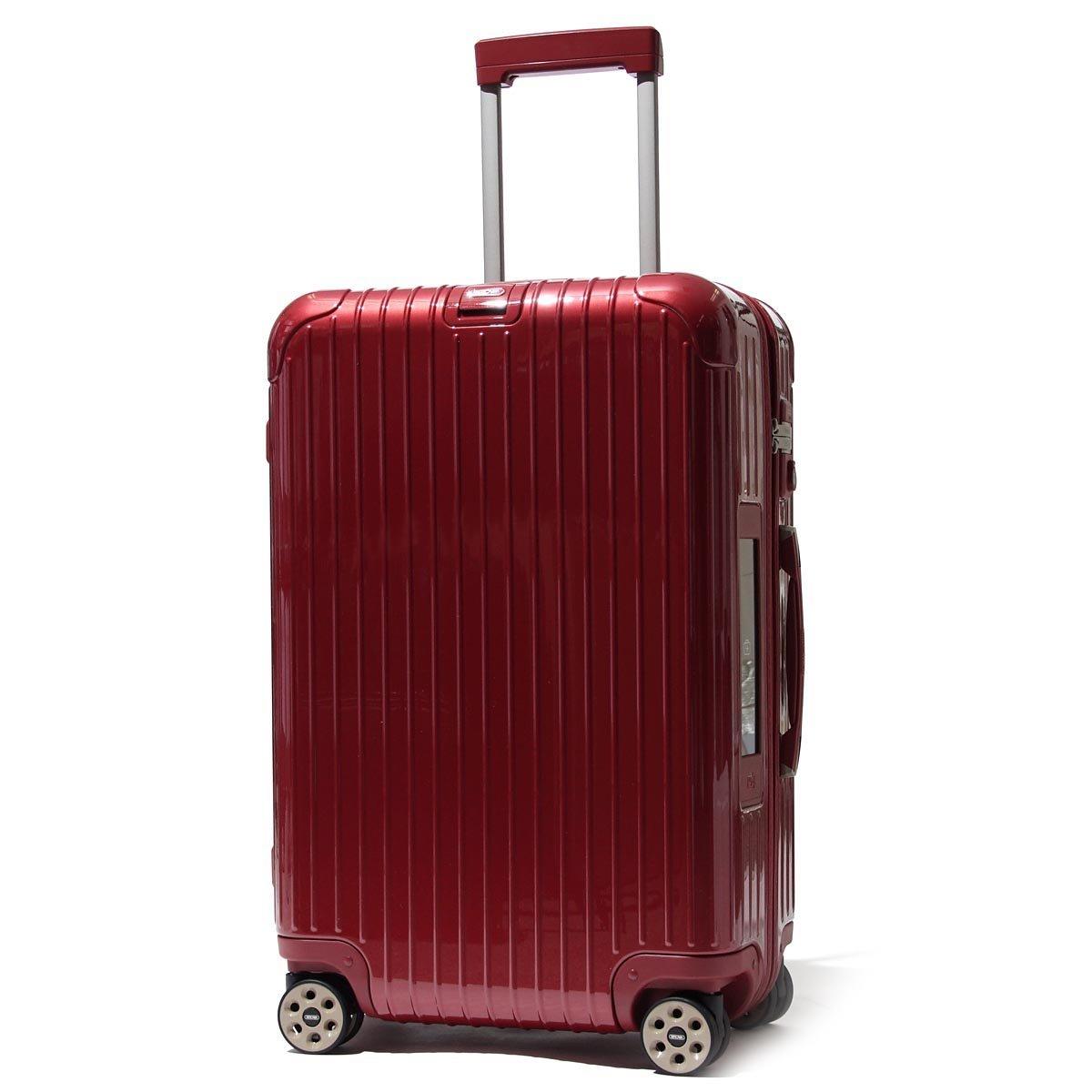 (リモワ) RIMOWA スーツケース 電子タグ仕様 SALSA DELUXE 63 E-TAG MULTIWHEEL サルサデラックス 63L [並行輸入品] B0748D4M78
