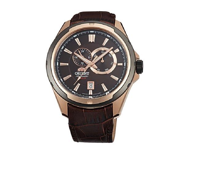 Reloj Orient Automático Caballero Deportico modelo FET0V001T0
