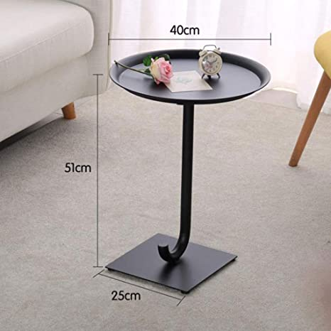 Smalle Sidetable 25 Cm.Amazon Com L Life End Tables Side Table Small Modern Metal