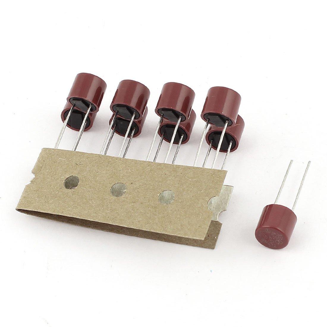 10 Pcs T10A 10A 250V TR5//5TR Miniature Micro Slow Blow Fuse