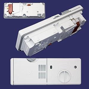 ForeverPRO 154574401 Dispenser Assembly for Frigidaire Dishwasher 154230103 1196189 154230101 154230105