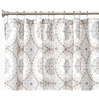 Aprima Fabric Shower Curtain