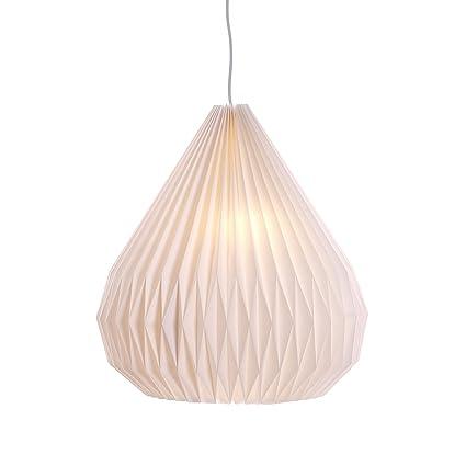 Papel lámpara colgante