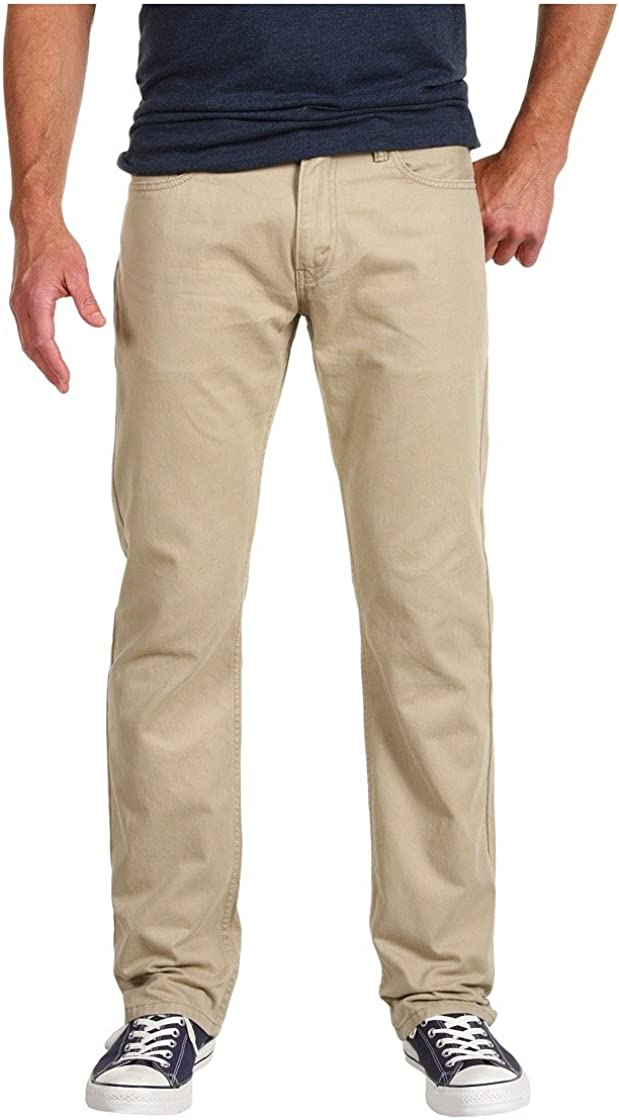 Levi's Men's 514 Straight Twill-Pant at  Men's Clothing store