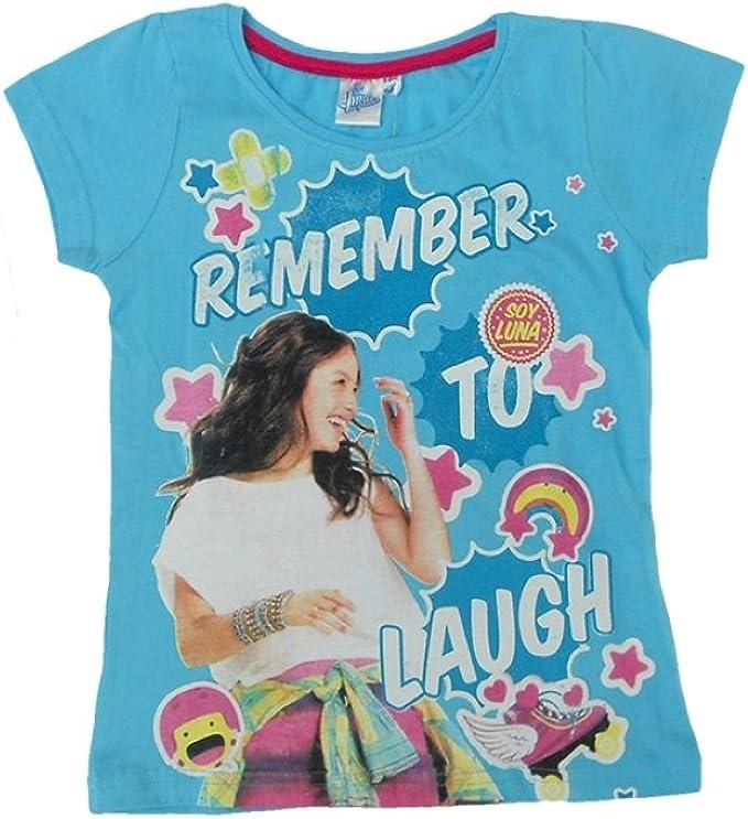 SOY LUNA T-Shirt Designs Gr 116-152