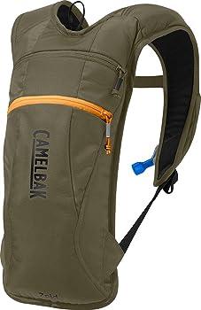 CamelBak 70oz Zoid Ski Hydration Pack (Burnt Olive)