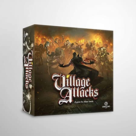 Grimlord Games Village Attacks (Inglés)