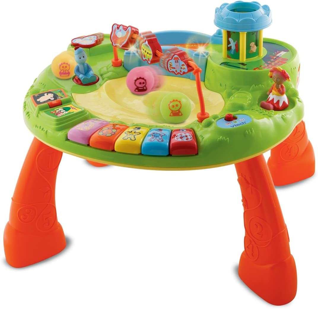 VTech In The Night Garden Explore and Play Table