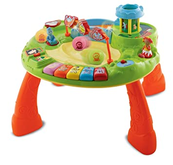 In The Night Garden Furniture Vtech in the night garden explore and play table amazon toys vtech in the night garden explore and play table workwithnaturefo