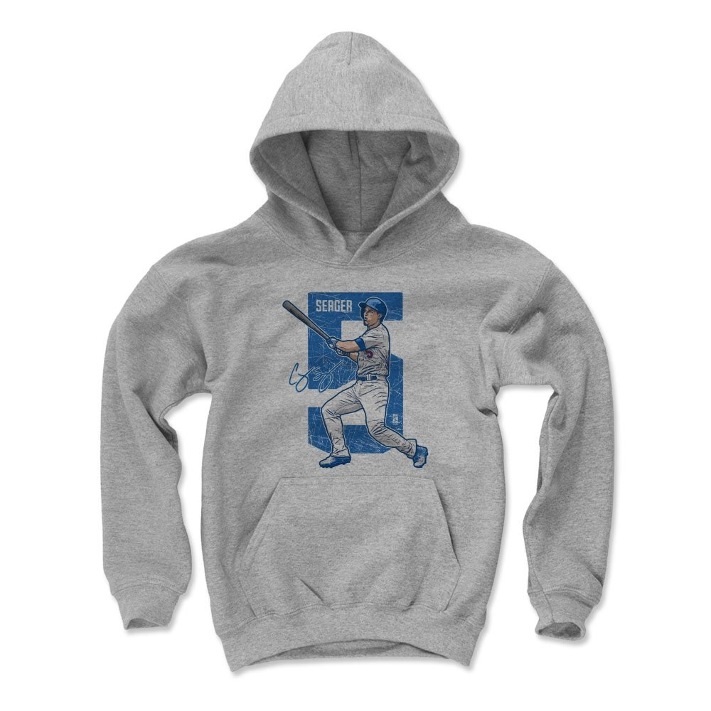 """Corey Seager Los Angeles Dodgers /""""Seager 5/"""" jersey shirt Hooded SWEATSHIRT"""