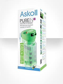 Askoll Pure In - Tamaño M - Filtro interno para acuario: Amazon.es: Hogar
