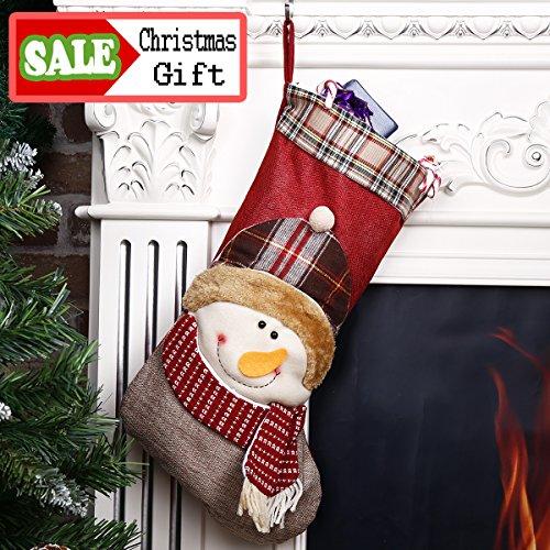 9 Pcs Christmas Tree Hanging Ornament Xmas Christmas Decorations - 9