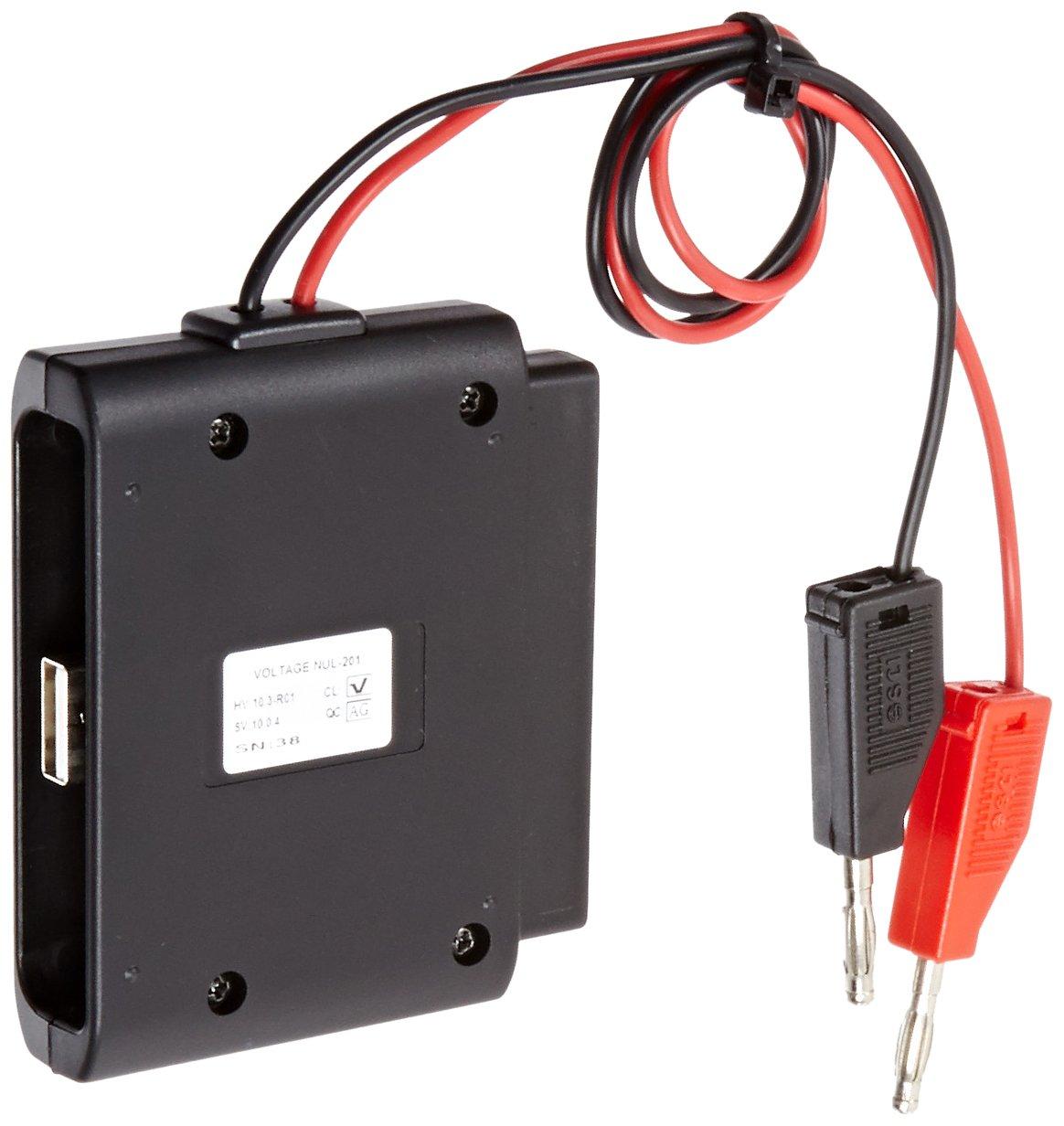 NEULOG NUL201 Voltage Logger Sensor 1 Percent Accuracy EISCO 15 bit ADC Resolution