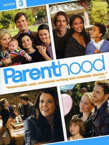 DVD : Parenthood: Season 3 (Subtitled, Widescreen, 4PC)