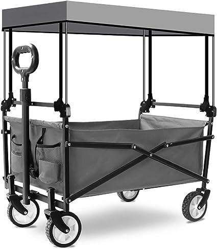 Carrito plegable carro para picnic Carro plegable Carro de ...