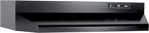 Broan-NuTone 403023 B000UW02A6 ADA Capable Under-Cabinet Range Hood
