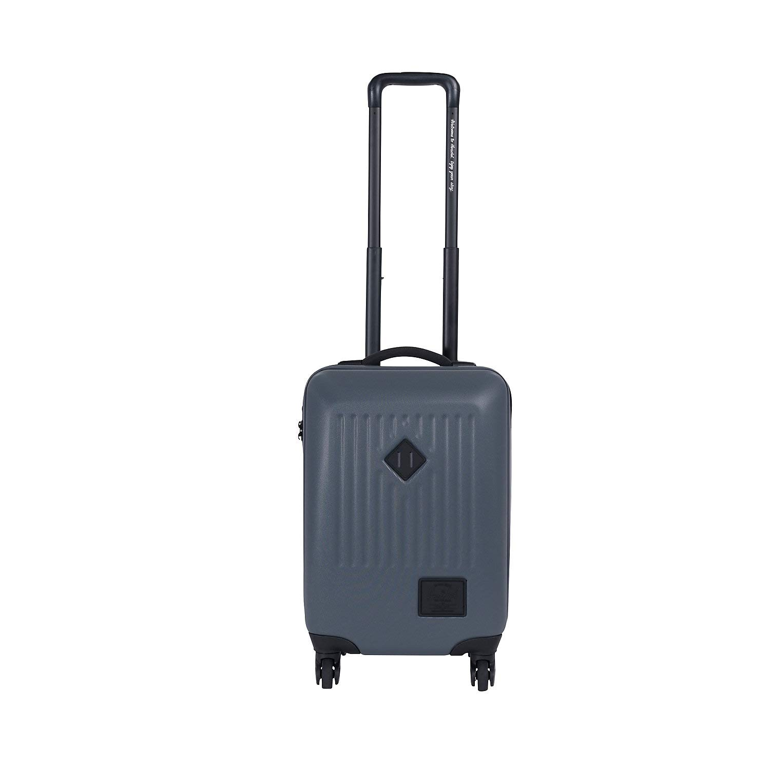 ff49fc04d Amazon.com | Herschel Supply Co. Trade Carry On Hardside Luggage, Dark  Shadow, One Size | Carry-Ons