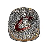 CLEVELAND CAVALIERS (Lebron James) 2016 NBA FINALS WORLD CHAMPIONS Rare & Collectible High-Quality Replica NBA Basketball Championship Ring with Cherrywood Display Box