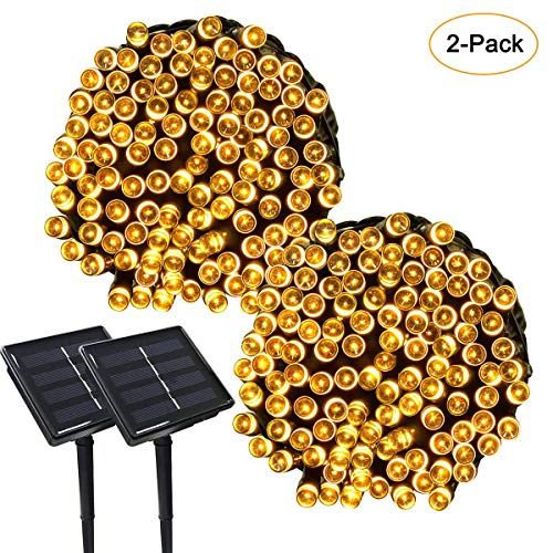 Outdoor Solar Lights For Christmas in US - 9