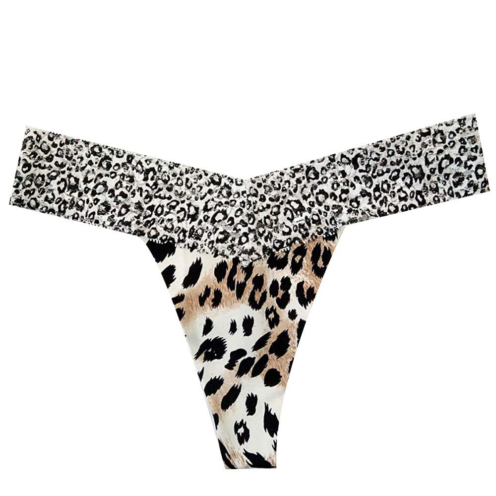 Ninasill Woman Large Size Sexy Leopard Print Lace Thong Perspective Hollow Erotic Underwear Tight Sex Suit by Ninasill Erotic underwear (Image #1)
