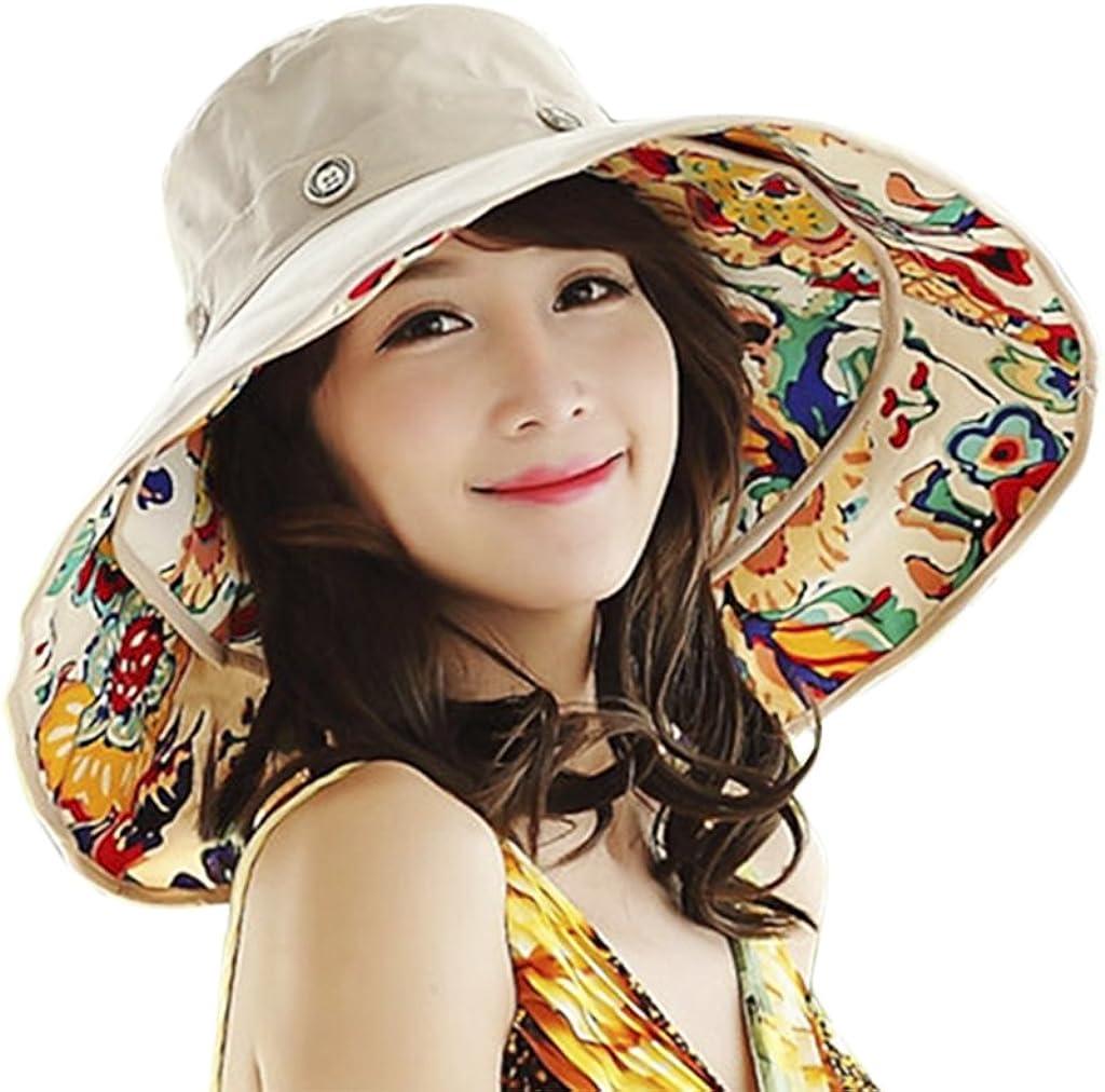 Bucket HatsLadies Sun Hat...