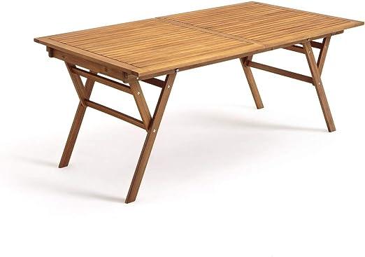 La Redoute Interieurs Ramaldi Table de Jardin Extensible ...