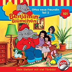 Ottos neue Freundin - Teil 2 (Benjamin Blümchen 101)
