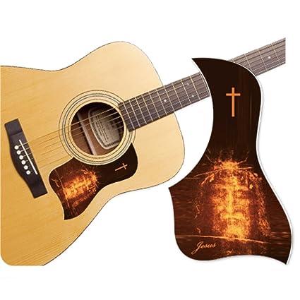 Healingshield Premium Acoustic Guitar Pickguard Style Type God A