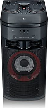 LG OK55 500W LOUDR Entertainment System w/ Karaoke & DJ Effects