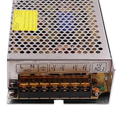 XUNATA 24V 500W DC Switching Power Supply Transformer for CCTV, Radio, Computer Project, LED Strip Lights by XUNATA (Image #2)