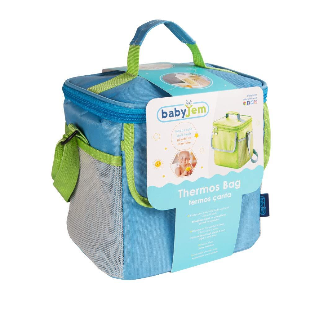 babyjem térmica para bebé de bolsa – Bolsa aislante para 2 ...