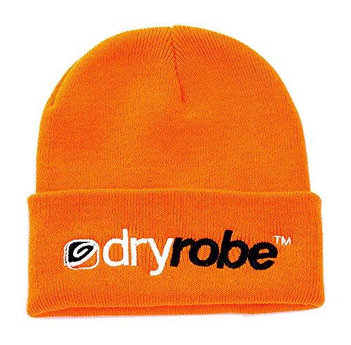 Dryrobe Naranja punto de única Gorro Talla BBnCT