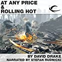 At Any Price & Rolling Hot: Hammer's Slammers Series Audiobook by David Drake Narrated by Stefan Rudnicki