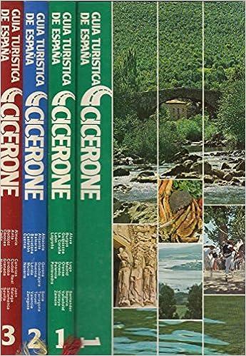 GUÍA TURÍSTICA DE ESPAÑA CICERONE.. 3 TOMOS. COMPLETA: Amazon.es: CUPSA (EDITORIAL): Libros