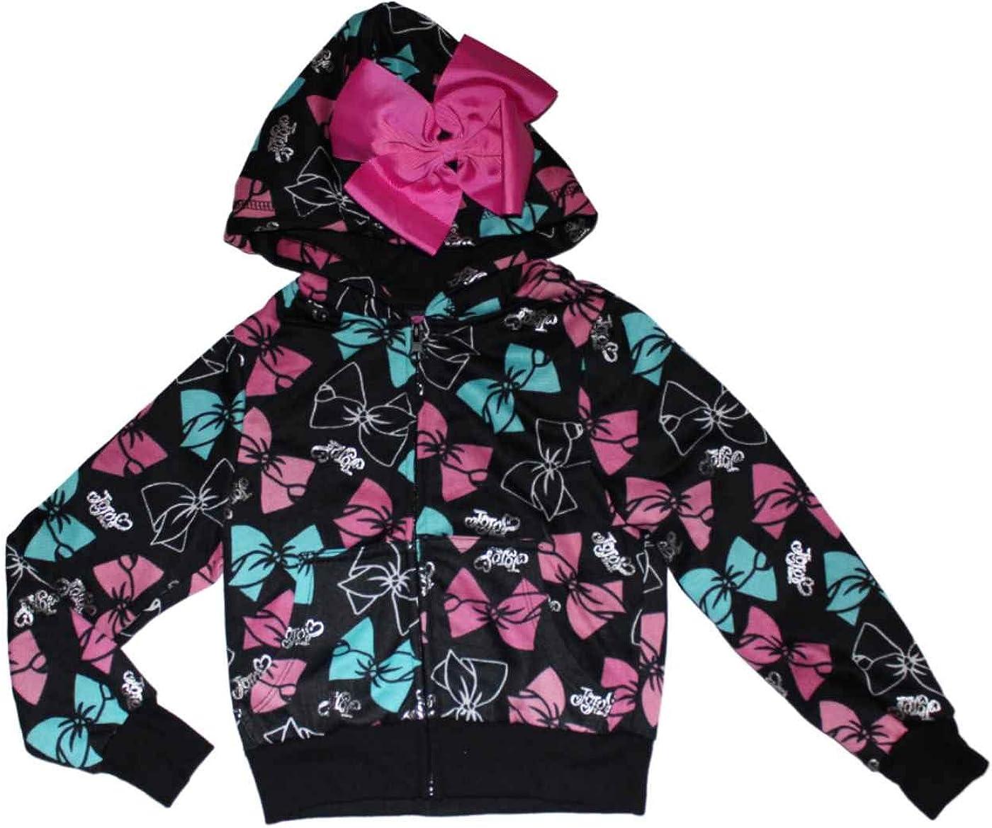 NEW Jojo Siwa Kids Boys Girls Clothes Hoodies Sweatshirt Hoodie Top Coat Gifts