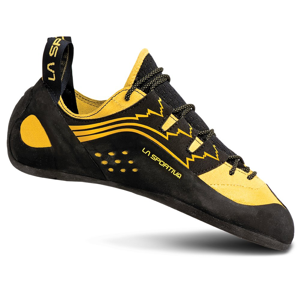 La Sportiva Men's Katana Lace Climbing Shoe 43.5 M EU (10.5 M US) by La Sportiva