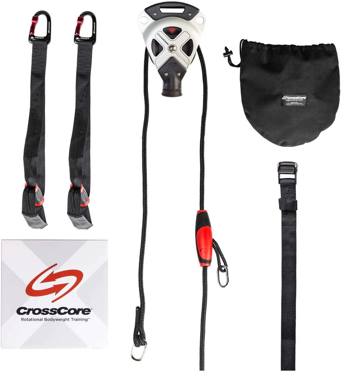 CrossCore Rotational Bodyweight Training System