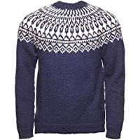 ICEWEAR Elis Icelandic Wool Sweater without Zipper