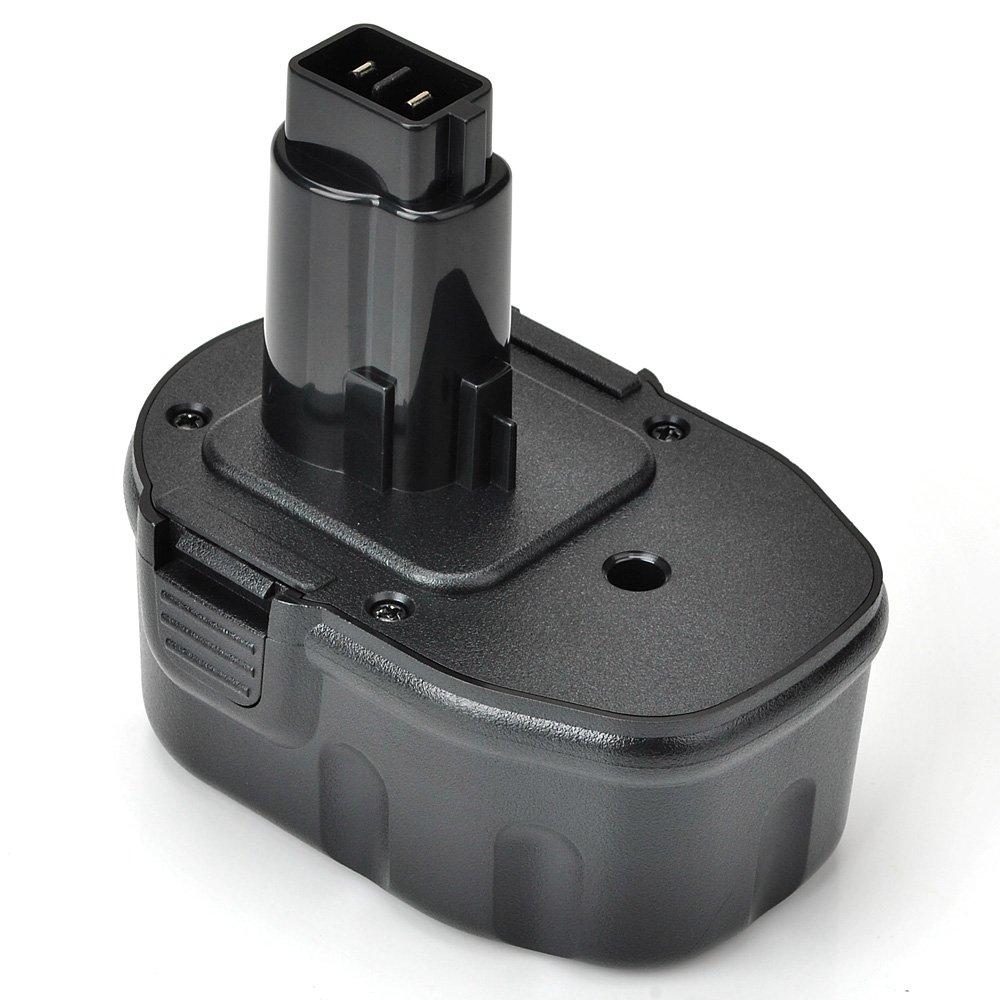 Masione 14.4V 2000mAh Ni-CD Replacement Rechargeable Battery for DEWALT DC9091, DE9038, DE9091, DE9092, DE9094, DE9502, DW9091, DW9094, 14.4 Volt 2.0AH Ni-CD