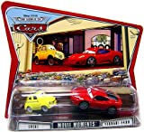 : Cars Movie Moments Luigi & Ferrari F430