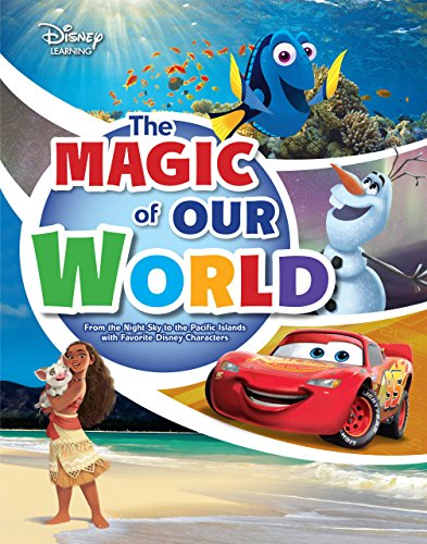 Island Aurora Light (The Magic of Our World: From the Night Sky to the Pacific Islands with Favorite Disney Characters (Disney Learning Discovery Books))