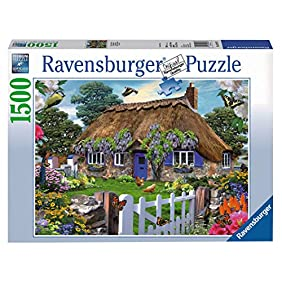 Ravensburger Cottage in England Puzzle (1500-Piece)