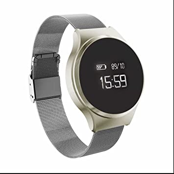 Reloj Deportivo Inteligente fitness tracker Relojes,Actividad Tracker,Anti perdidos,Monitor de Pulso