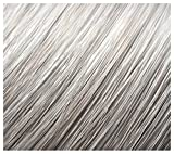 Lux Hair by Sherri Shepherd Textured Pixie Wig, Silver Grey, 0.8 Pound