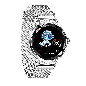 Smart Watch Bracelet pour Femme, Fulltime® Sport Montre Connectée Pression artérielle moniteur Cardiofréquencemètre (