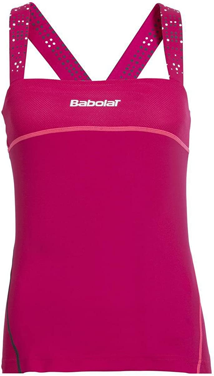 Babolat Mujer Match Performance Tank Top