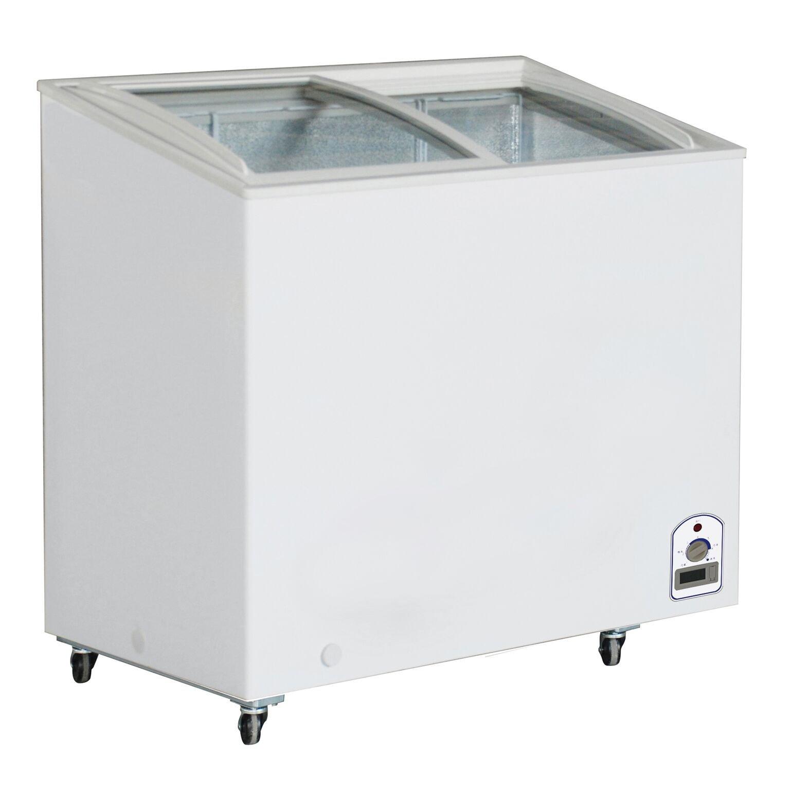 master chef 3.5 cu ft white chest freezer manual