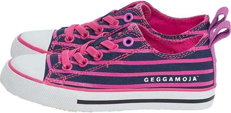 Geggamoja Girls' Trainers Pink Cerise