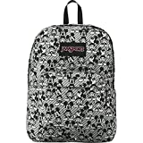JanSport Disney Superbreak Backpack (Grey Rabbit Mickey Sketch)